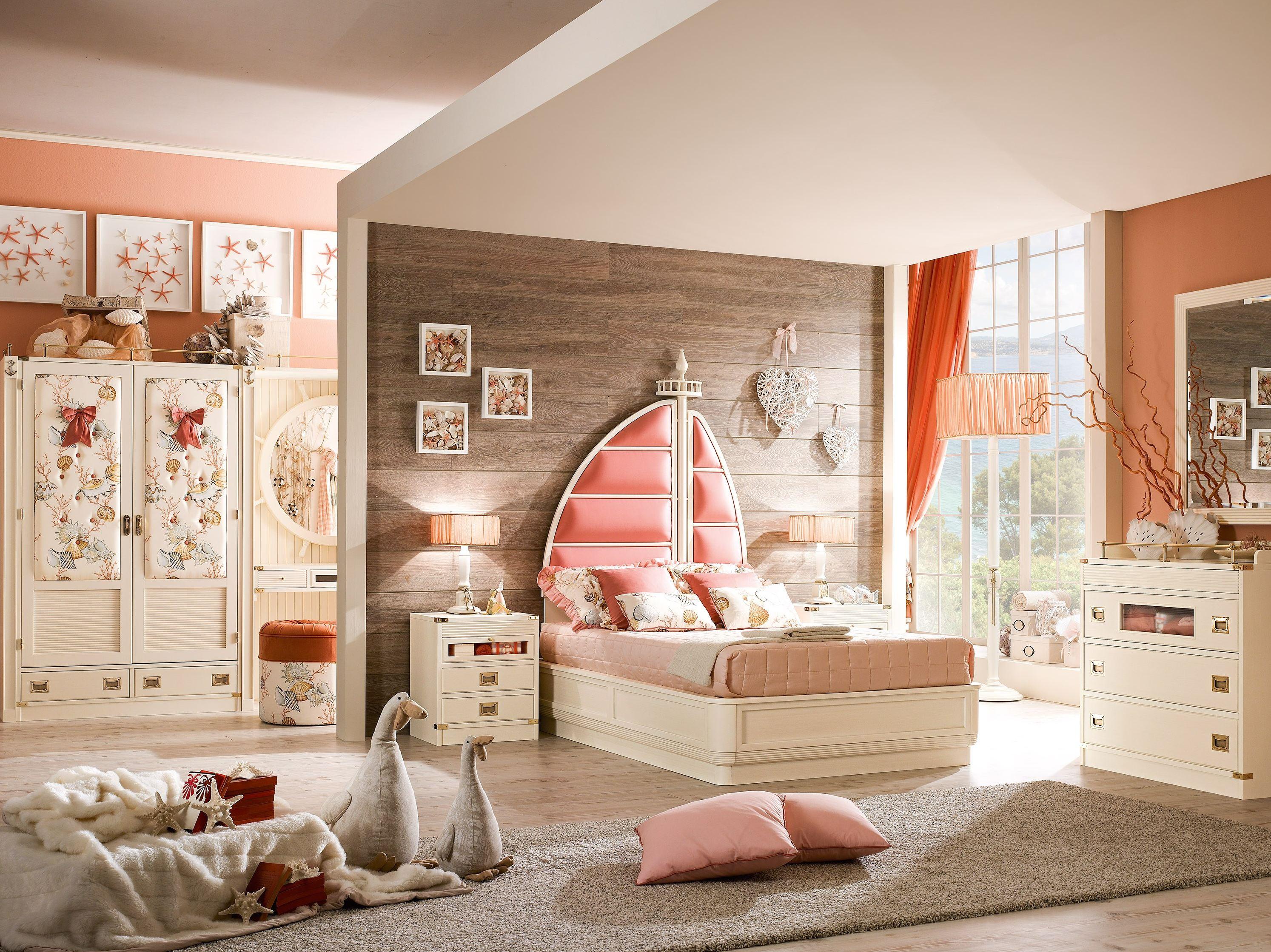 Как выполнить зонирование детской комнаты правильно?