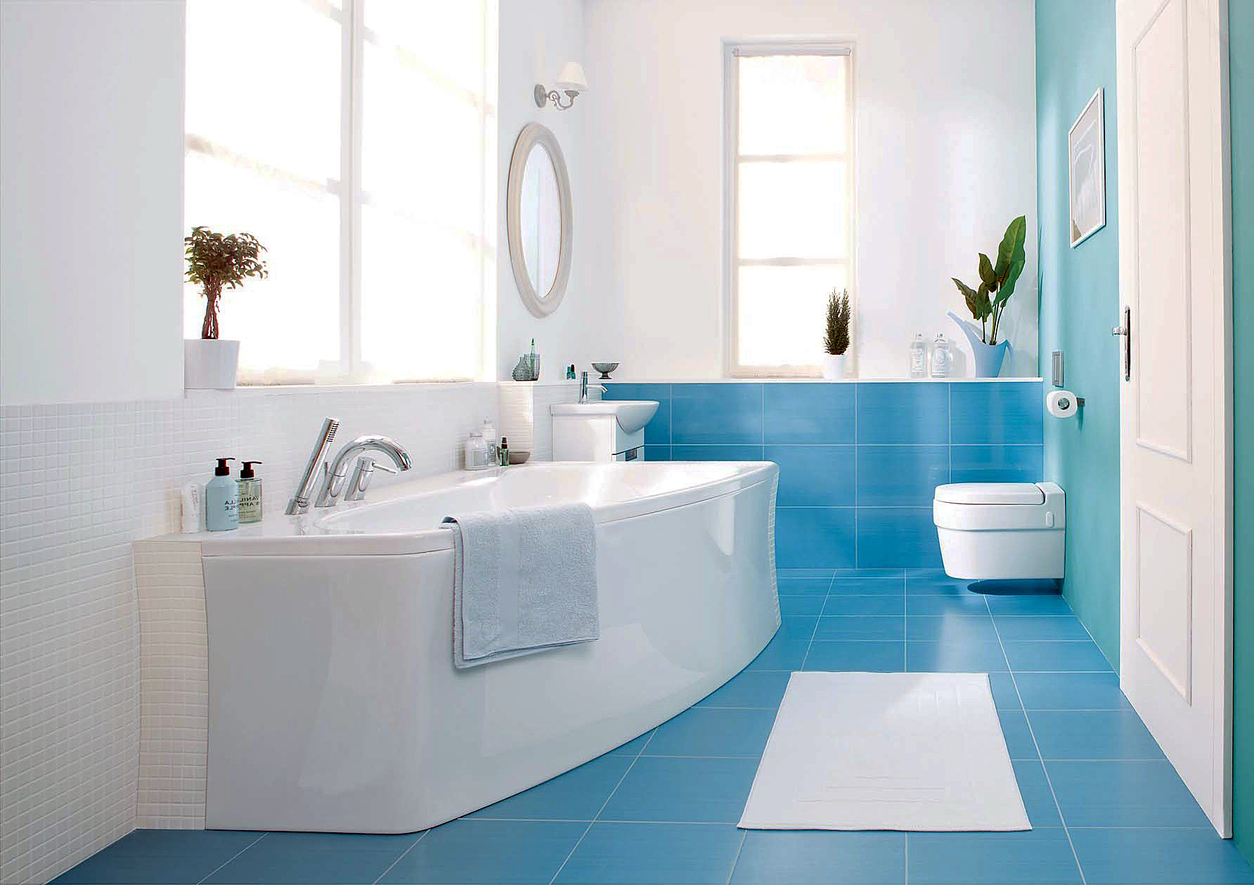 Ванна или душ — что лучше?