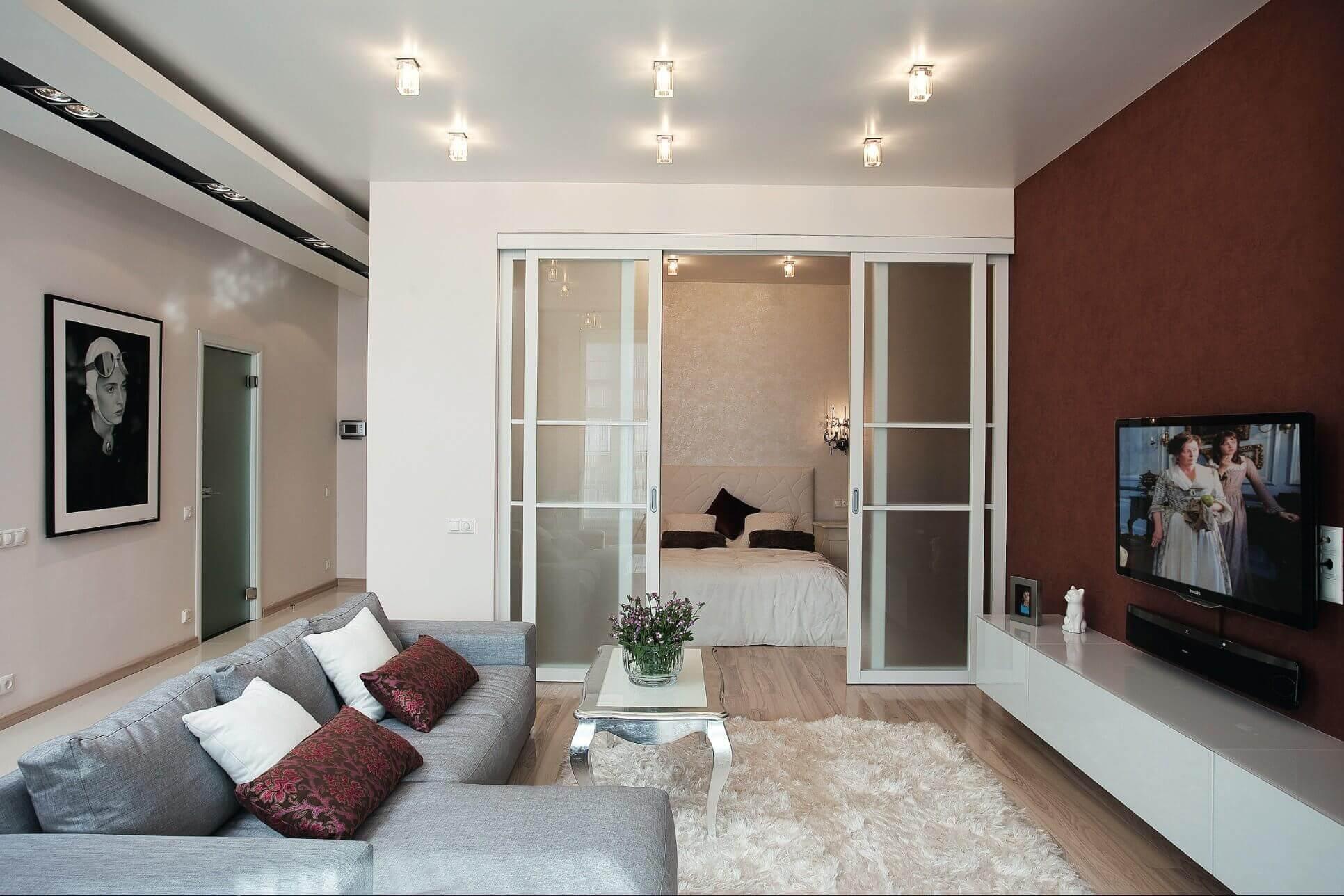 Как выбрать мебель для маленькой гостиной