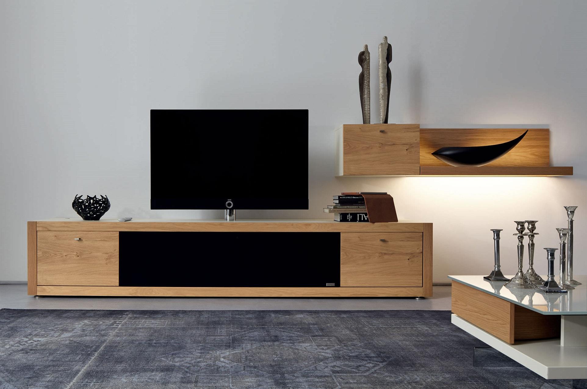 Какую мебель выбрать под телевизор