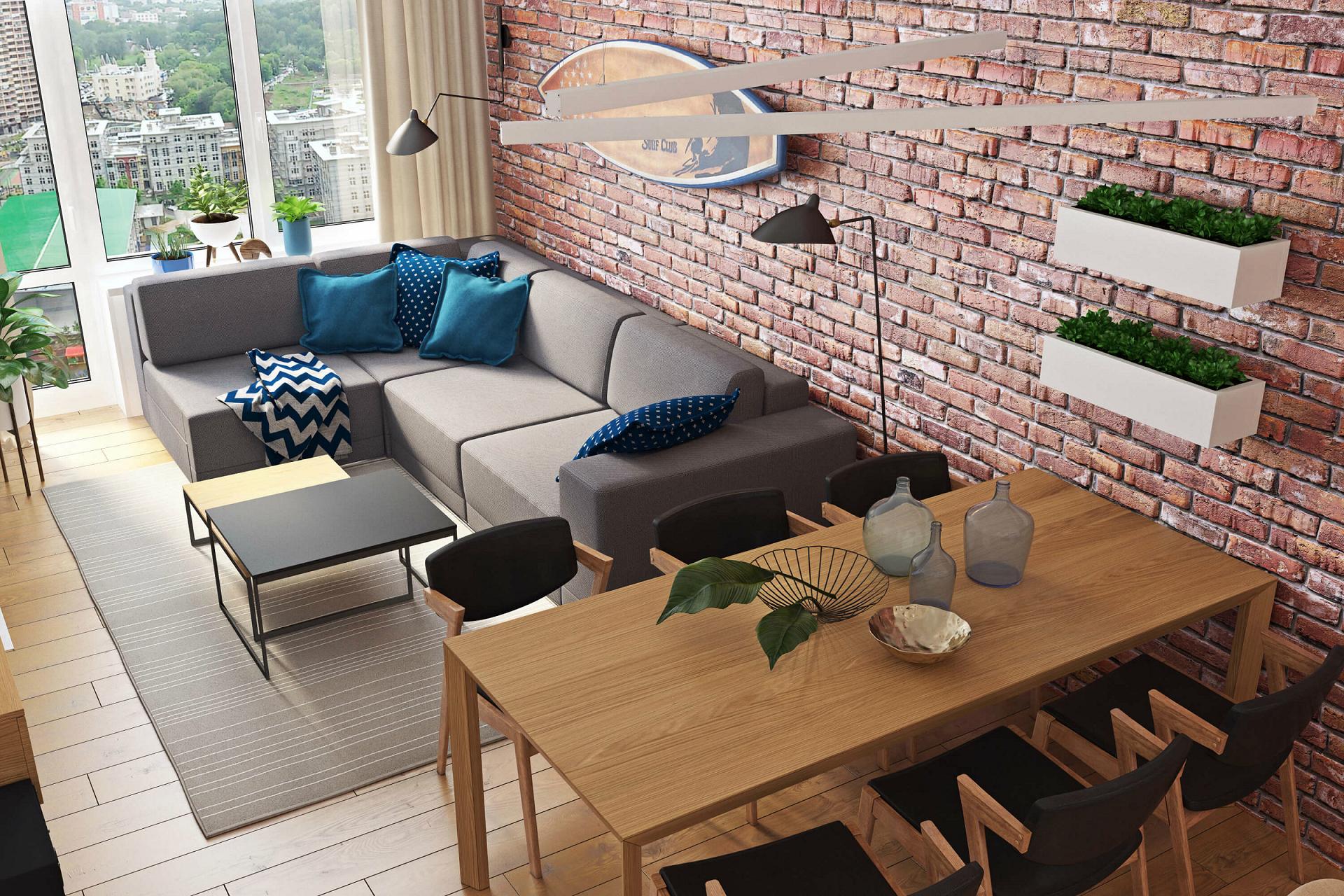 Как обновить интерьер не меняя мебель