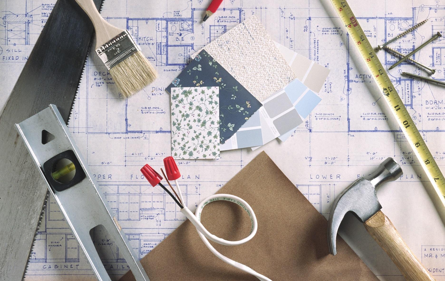 Как создать проект ремонта квартиры