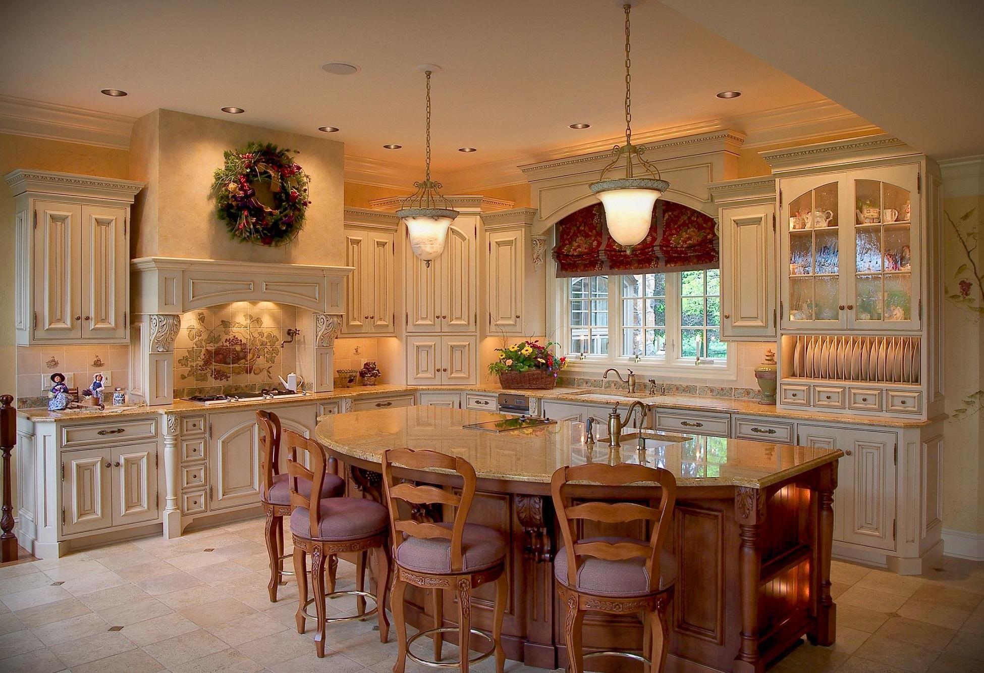Как оформить арку на кухне